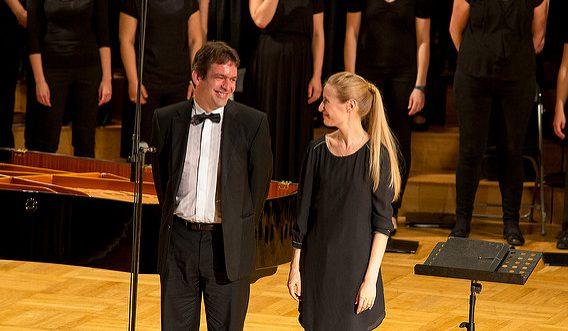 Tobias Stork und Anna Verena Egger