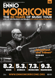 Ennio Morricone_60 Years_Poster